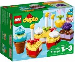 LEGO DUPLO MOJE PIERWSZE PRZYJĘCIE 10862 18M+