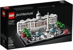 LEGO ARCHITECTURE TRAFALGAR SQUARE 21045 12+
