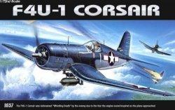 ACADEMY F4U-1 CORSAIR SKALA 1:72 8+