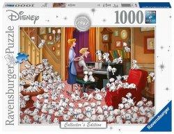 RAVENSBURGER 1000 EL. 101 DALMATYŃCZYKÓW PUZZLE 14+