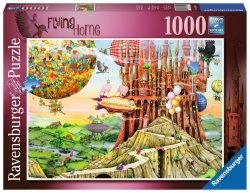 RAVENSBURGER 1000 EL. COLIN THOMPSON - FLYING HOME PUZZLE 14+
