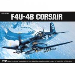 ACADEMY F4U-4B CORSAIR SKALA 1:48 8+