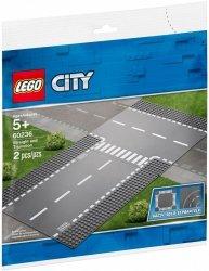 LEGO CITY ULICA I SKRZYŻOWANIE 60236 5+