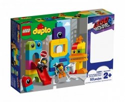 LEGO DUPLO GOŚCIE Z PLANETY DUPLO U EMMETA I LUCY 10895 2+