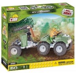 COBI KLOCKI ARMIA ATV W/AVANGER 60 EL. 2150 5+