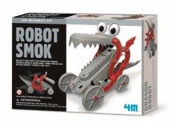 4M ZESTAW NAUKOWY ROBOT SMOK 8+