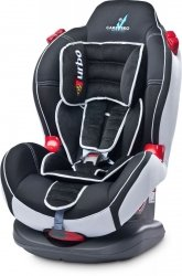 CARETERO FOTELIK SPORT TURBO 9-25 KG BLACK