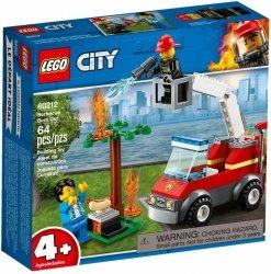 LEGO CITY PŁONĄCY GRILL 60212 4+