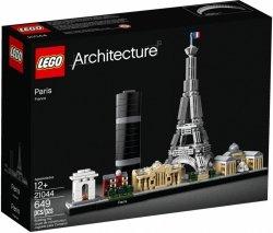 LEGO ARCHITECTURE PARYŻ 21044 12+