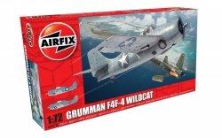 AIRFIX GRUMMAN F4F-4 WILDCAT 02070 SKALA 1:72