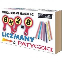 ADAMIGO LICZMANY I PATYCZKI 5+