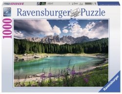 RAVENSBURGER 1000 EL. DOLOMITY PUZZLE 14+