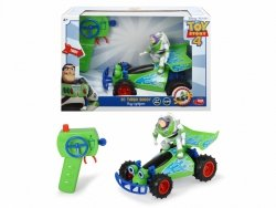 DICKIE POJAZD RC TOY STORY 4 BUGGY I BUZZ ASTRAL 20CM 4+