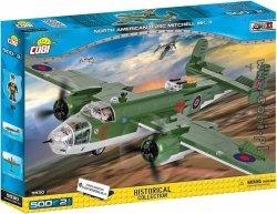 COBI HISTORICAL ARMIA 500 EL. NORTH AMERICAN B-25C 8+