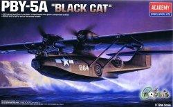 ACADEMY PBY-5A BLACK CAT 12487 SKALA 1:72
