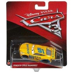 MATTEL AUTA CARS 3 DINOCO CRUZ RAMIREZ DIE-CAST VEHICLE DXV71 3+