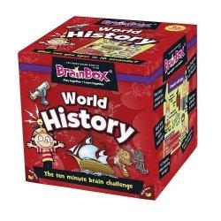 ALBI GRA BRAINBOX: HISTORY - WERSJA ANGIELSKA 7+