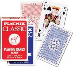 PIATNIK KARTY POJEDYNCZE EKSPOZYTOR 12 SZTUK - PO 4 SZTUKI Z 3 RODZAJÓW 8+