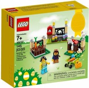 LEGO POGOŃ ZA JAJKIEM WIELKANOCNYM 40237 7+