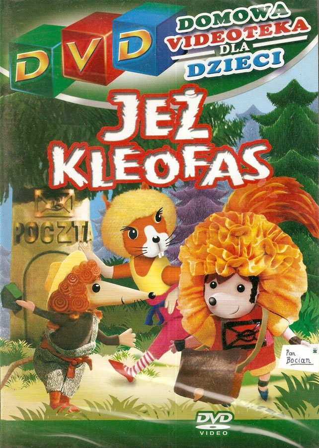 JEŻ KLEOFAS (DVD)