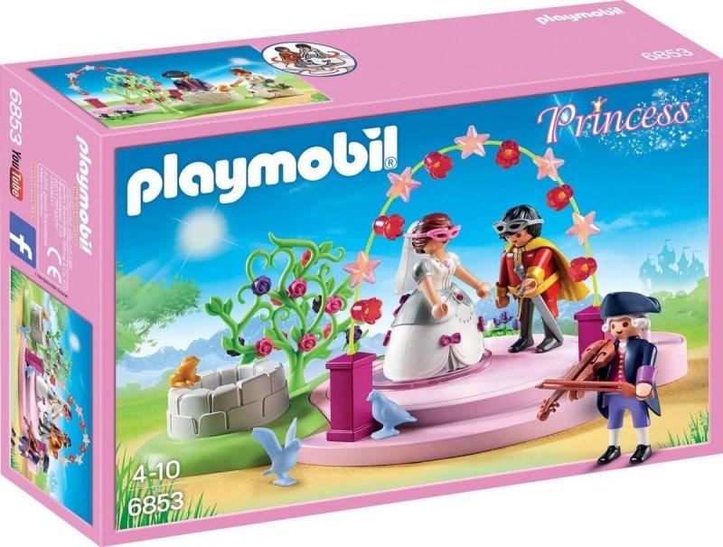 PLAYMOBIL BAL MASKOWY 6853 4+