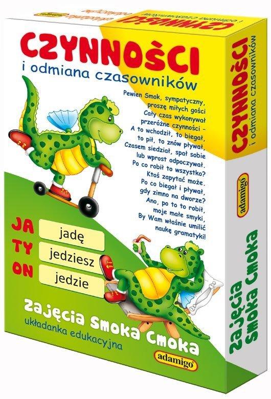 ADAMIGO GRA CZYNNOŚCI - ZAJĘCIA SMOKA CMOKA 6+