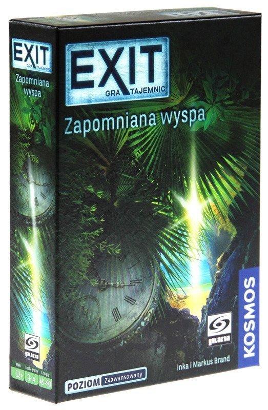 GALAKTA GRA EXIT: ZAPOMNIANA WYSPA 12+