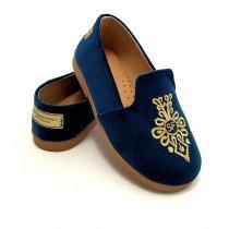 Buty dla dzieci Lordsy MORSKIE OKO