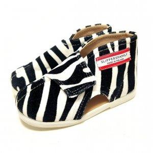 Kapcie dla dzieci Slippers Family Zebra