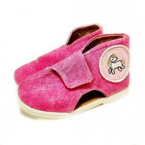 Kapcie dla dzieci Slippers Family Jeans Daisy II