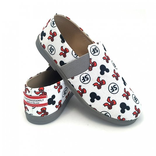 Buty dla dzieci z gumką MINNIE 30-34