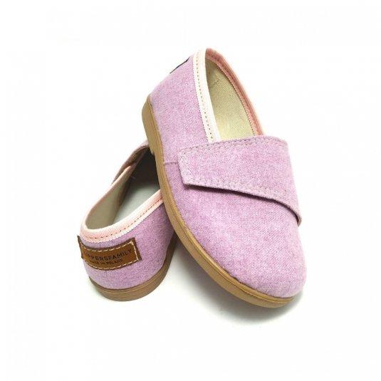 Buty dla dzieci na rzep LOWERKI Lolly Pop