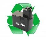 regeneracja akumulatora Ni-Mh - 18V do elektronarzędzi