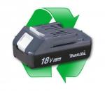 regeneracja akumulatora Makita BL1813G 18V 1,3Ah li-ion