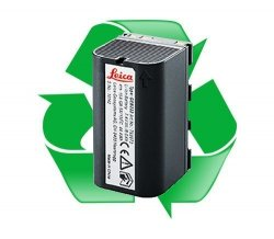 regeneracja akumulatora Leica GEB222 do urządzeń Leica ATX1200, GPS1200, R1000, R400, TC1200, TPS1200