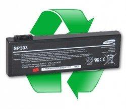 regeneracja akumulatora SAMSUNG SP303, SP304 SIEMENS SP303, SP304