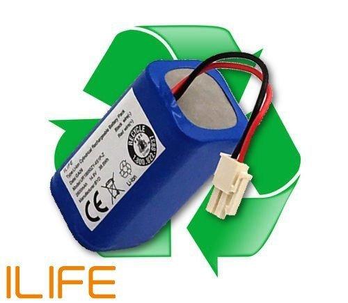 regeneracja akumulatora do robota odkurzającego ILIFE A6, CHUWI I-LIFE A6