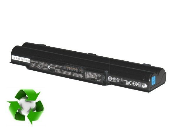 Fujitsu Lifebook A530, AH530, AH531 - 10,8V 5200 mAh
