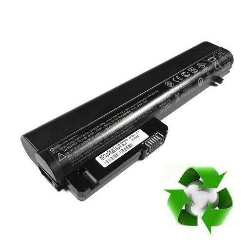 HP EliteBook 2530p, 2540p, nc2400 - 10,8V 6000 mAh