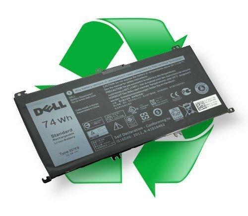 regeneracja baterii DELL 357F9