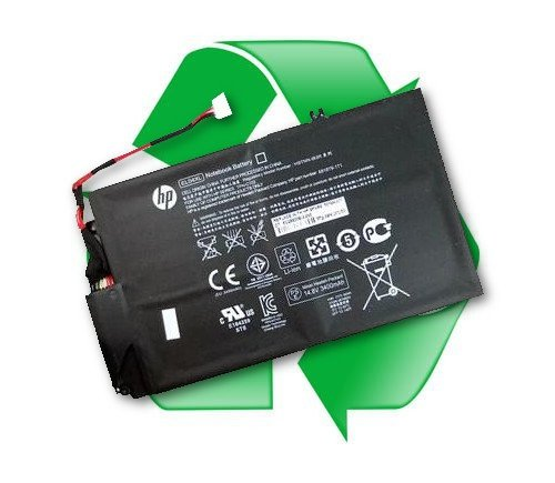 regeneracja baterii HP EL04XL, HSTNN-IB3R, HSTNN-UB3R do notebooków HP Envy 4