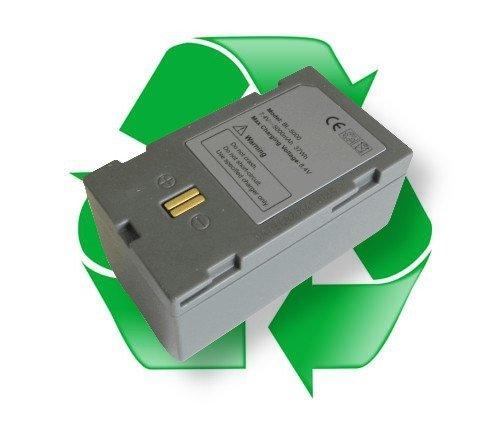 regeneracja baterii BL-5000 do GPS Hi-targer H32, V30, V60, V90, Haixinda, Huaxin