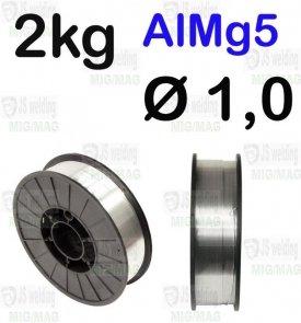DRUT AlMg5  Ø 1,0 - 2KG