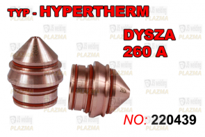 DYSZA  220439 - 260A