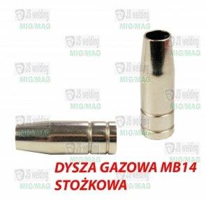 DYSZA GAZOWA STOŻKOWA MB15