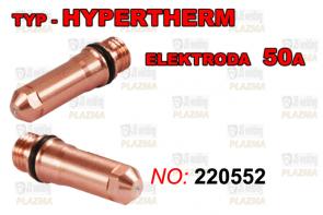 ELEKTRODA 220552 - 50A