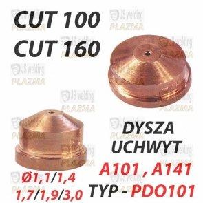 DYSZA PLAZMY PD0101 Ø 1,7 mm