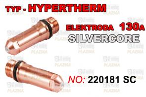 ELEKTRODA  220181 - 130A SILVER CORE