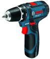 Bosch Wkretarka akumulatorowa  GSR 10,8-2-LI 10.8V blue
