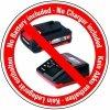 Einhell Akumulatorowa Dmuchawa GE-CL 18 Li red